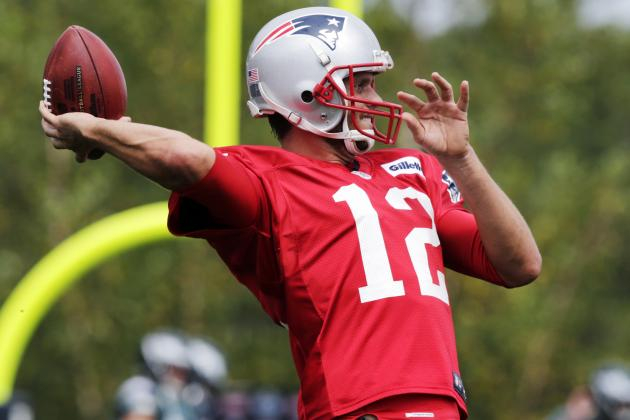 5 Patriots Who Need to Impress Against the Philadelphia Eagles