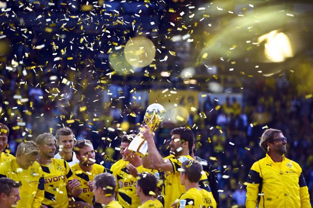 5 Reasons Why Borussia Dortmund Will Win Silverware This Season