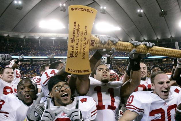 College Football-Style Trophies for NCAA Basketball's Best Rivalries