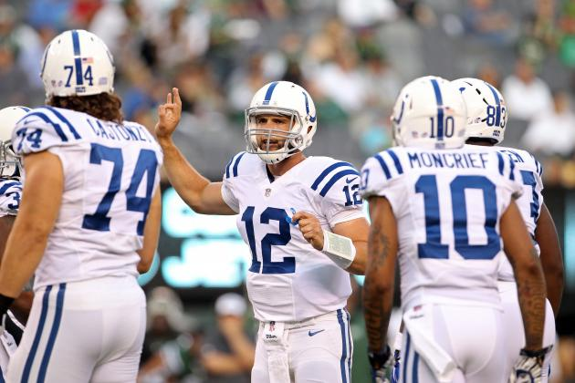 New York vs. Indianapolis: Colts Preseason Week 2 Game Preview
