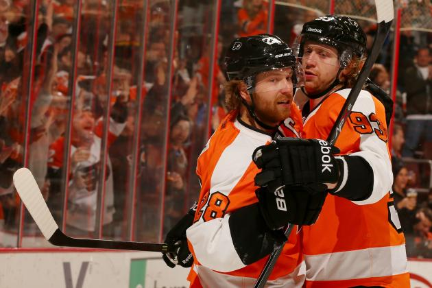 The Biggest Question for Each Philadelphia Flyers Star in 2014-15