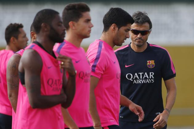 Barcelona: Full Report Card for Every Position Entering La Liga Season