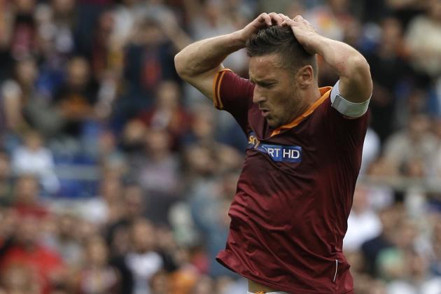 5 Reasons Why Roma Won't Win Silverware This Season