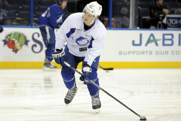 Tampa Bay Lightning Prospects with the Most to Prove in 2014-15