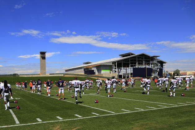 Denver Broncos Training Camp: Week 3 Stock Report