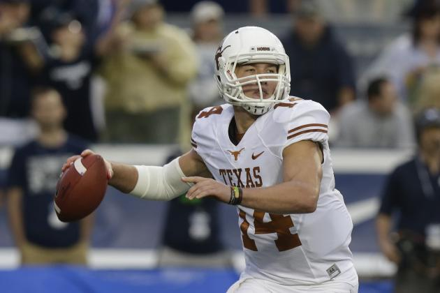 Texas Football: Buying or Selling the Longhorns' Top Fall Camp Performers