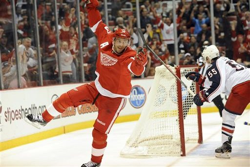 Ranking the Detroit Red Wings' 5 Best Highlight-Makers in the Last Decade