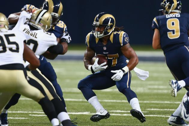 2014 Fantasy Football: Running Back-by-Committee Situations to Monitor