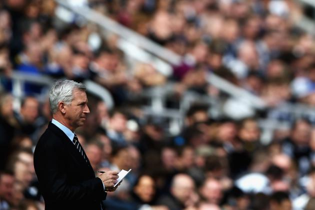 Newcastle United vs. Manchester City: Key Selection Decisions for Alan Pardew