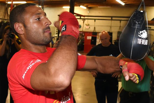 5 Things Kell Brook Needs to Do to Dethrone Shawn Porter