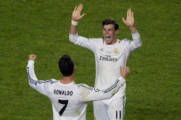 Ronaldo, Bale and Football's Biggest Bromances