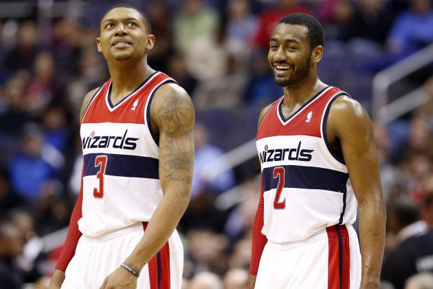 Ranking the Top 5 Young Backcourts in the NBA