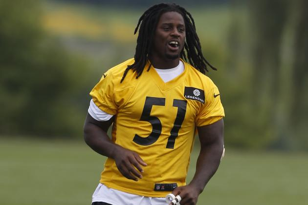 Pittsburgh Steelers Training Camp: Week 2 Stock Report