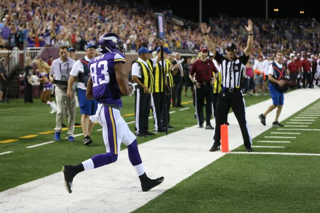 Minnesota vs. Arizona: Report Card Grades for Each Vikings Unit