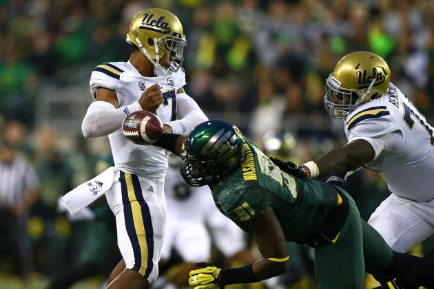 Every Top 25 College Football Team's Toughest Game in 2014