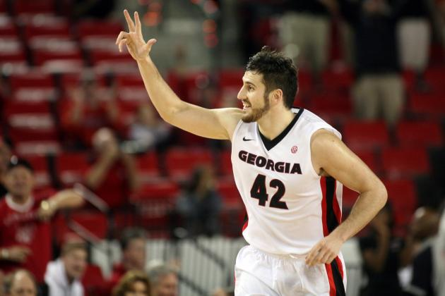 Predicting the Best 3-Point Shooting Big Men in College Basketball for 2014-15