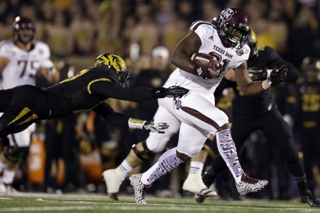Texas A&M Football: Final Game-by-Game Schedule Predictions