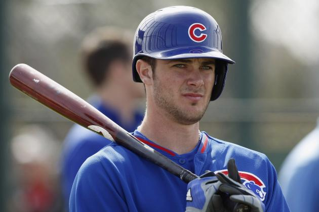 Predicting What the Chicago Cubs Lineup Will Look Like Next Year