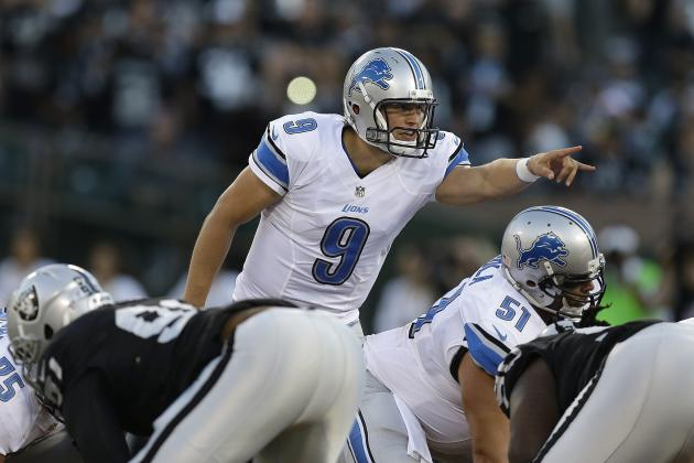 Detroit Lions vs. Oakland Raiders: Game Grades for Each Lions Unit