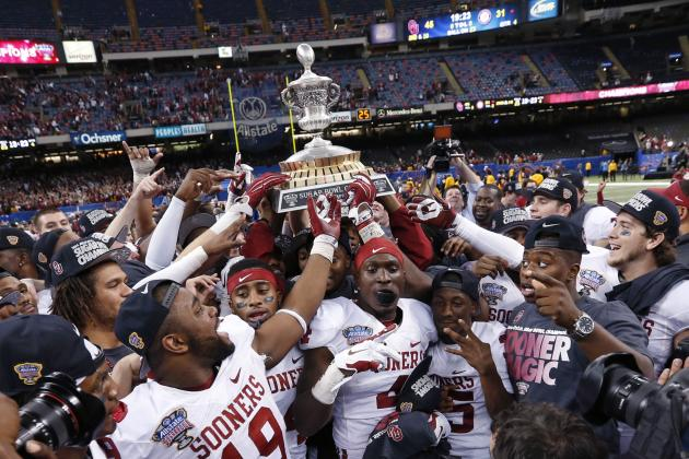 2014 Big 12 Football Conference Predictions