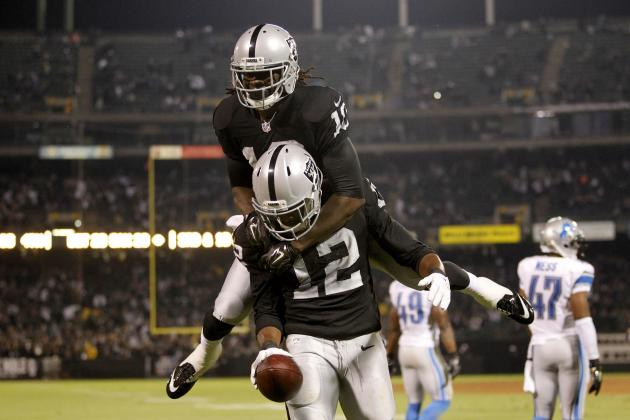 Oakland Raiders vs. Detroit Lions: Report Card Grades for Each Raiders Unit