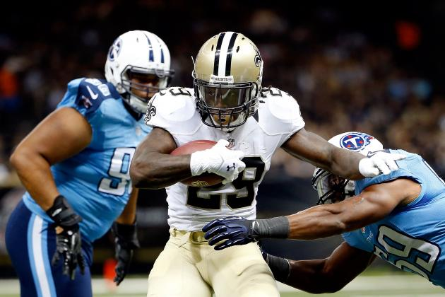 New Orleans Saints vs. Tennessee Titans: Report Card Grades for Each Saints Unit