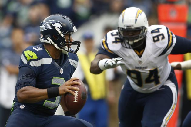 Chargers vs Seahawks: Report Card Grades for Every Chargers Unit
