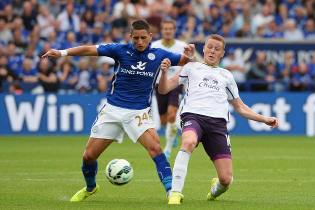 Leicester City vs. Everton: Winners and Losers from the King Power Stadium