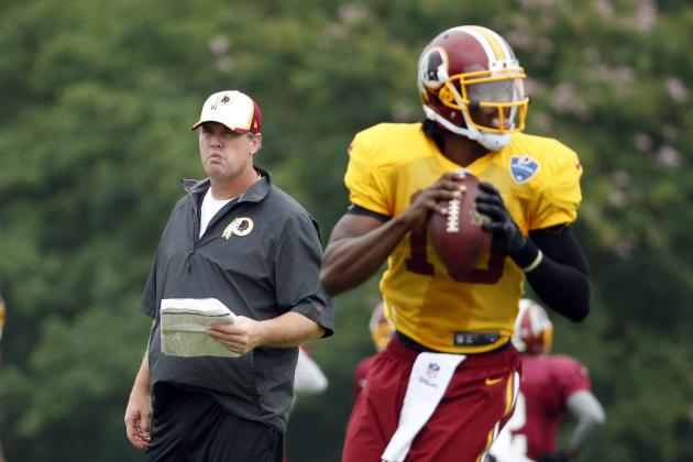 Breaking Down Washington Redskins' Likely Opening-Game Starting Lineup