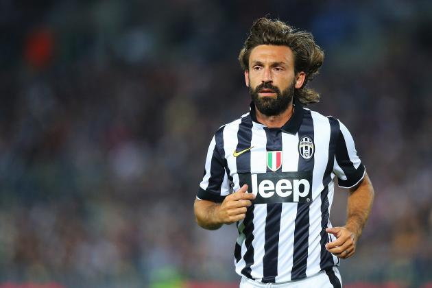 Pirlo's Latest Beauty and the 10 Best Golazos from World Football This Weekend