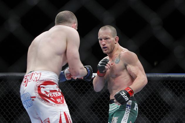 UFC Fight Night 47 Results: 4 Fights for Gray Maynard to Take Next