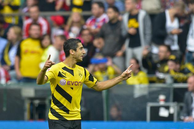 Stuttgarter Kickers vs. Borussia Dortmund: Winners and Losers from DFB Pokal