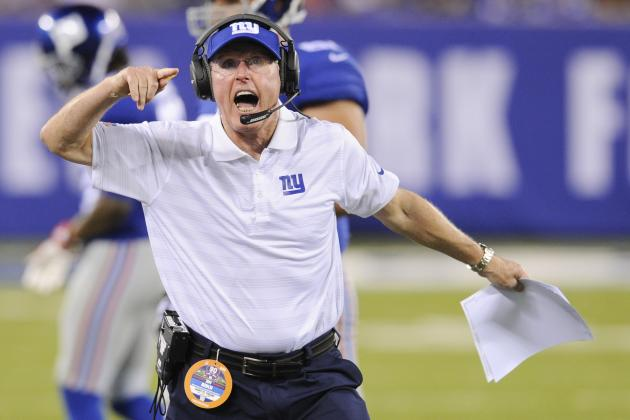 Making the Call on the New York Giants' Hardest Remaining Cuts