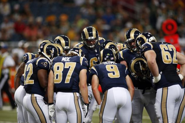 St. Louis Rams vs. Green Bay Packers: Report Card Grades for Each Rams Unit