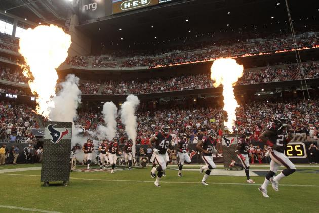 Houston Texans vs. Atlanta Falcons: Report Card Grades for Each Texans Unit