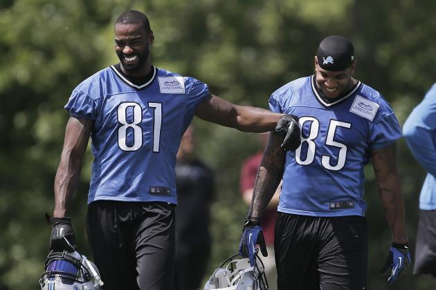 Breaking Down Detroit Lions' Likely Opening Game Starting Lineup