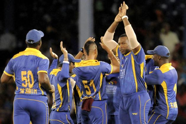 CPL 2014: Picking a Team of the Tournament XI