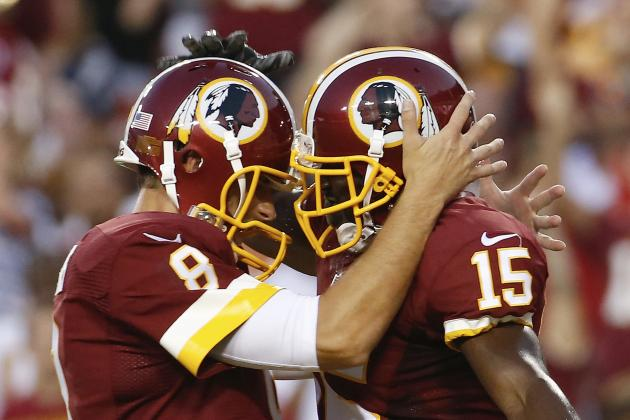 Highlighting Washington Redskins' Best Preseason Performers so Far