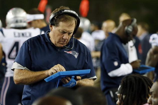 Making the Call on the New England Patriots' Hardest Remaining Cuts