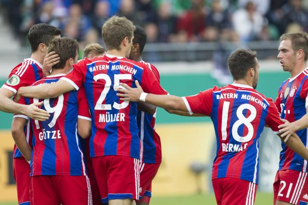 Preussen Munster vs. FC Bayern Munich: Winners and Losers from DFB Pokal