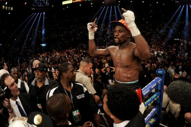 Ranking the 10 Best Boxers in the Loaded Welterweight Division