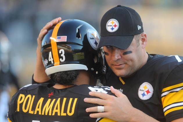 Breaking Down Pittsburgh Steelers' Likely Opening-Game Starting Lineup