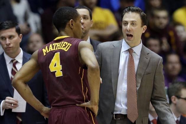 Ranking the 10 Best College Basketball Coaches Under 40 Years Old