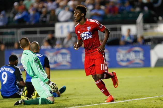 MLS Team of the Week for Matches from August 15-17: Castillo, Akindele Shine