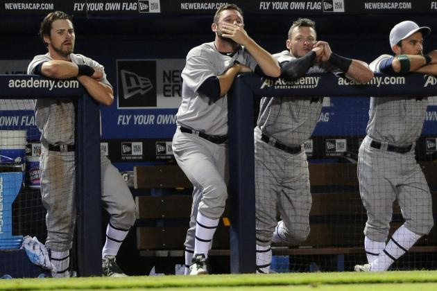 Atlanta Braves: Those Players Trying to Save Their Jobs for 2015