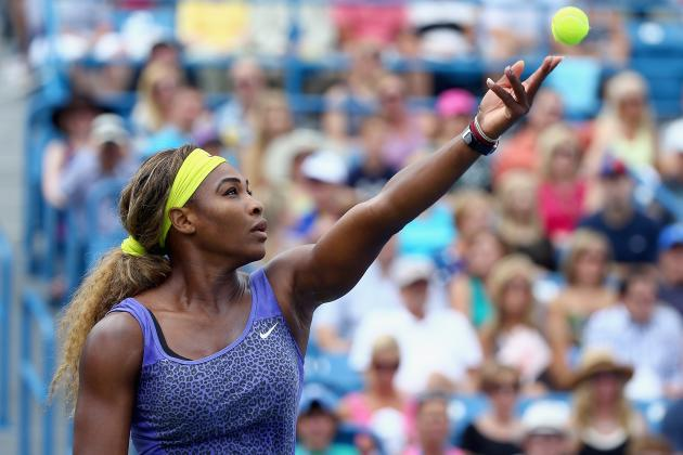 Power Ranking the Top 20 Women's Players Heading into 2014 US Open Tennis
