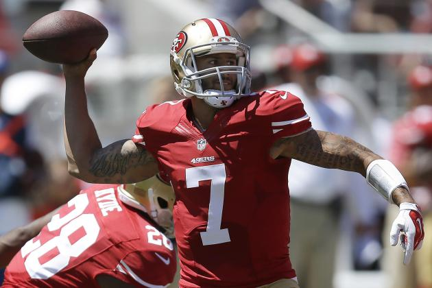 Breaking Down the San Francisco 49ers' Likely Opening Game Starting Lineup