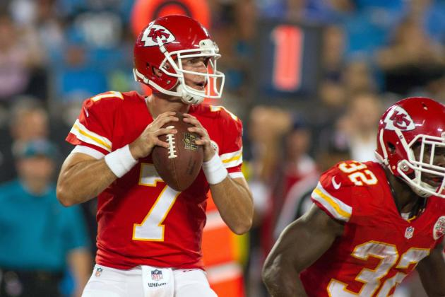 Kansas City Chiefs vs. Carolina Panthers: Report Card for Each Chiefs Unit