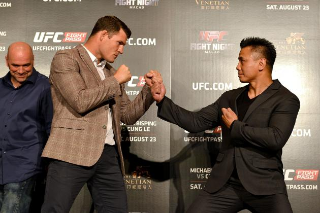 Michael Bisping vs. Cung Le: A Full Head-to-Toe Breakdown