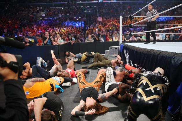 WWE SummerSlam 2014 Results: Worst Booking Decisions from PPV